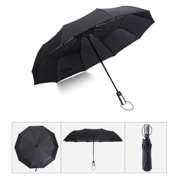 クーポン対象 好評 自動開閉 折りたたみ傘  10本骨 折り畳み傘 日傘 完全遮光 軽量 メンズ レディース 大きい 超軽量 ワンタッチ 丈|bonito|14