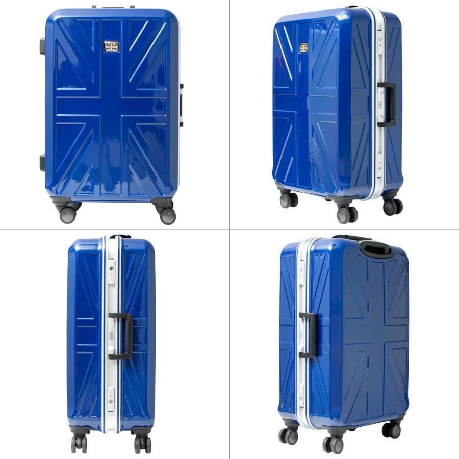 キャリーケース キャリーバッグ スーツケース Kangol Sport UK-IVR2 Frameシリーズ24インチ5泊以上用フレームタイプキャリーケース/カンゴール全4色850-8630r/|borsa-uomo|18