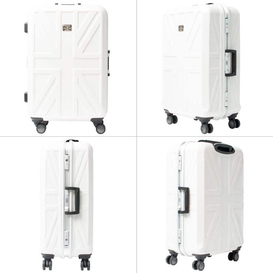 キャリーケース キャリーバッグ スーツケース Kangol Sport UK-IVR2 Frameシリーズ24インチ5泊以上用フレームタイプキャリーケース/カンゴール全4色850-8630r/|borsa-uomo|16