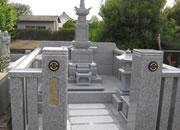 墓石施工事例