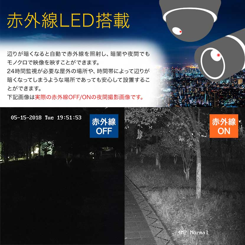 赤外線LED