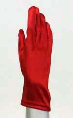 激安サテン手袋