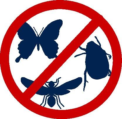 LEDなので紫外線を出さずに虫を寄り付かせなくします