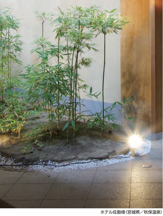 屋外・屋内兼用のLEDビーム電球です。