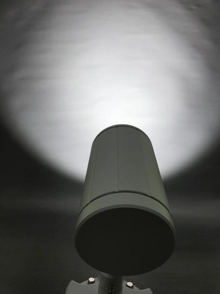 屋外サイン用LEDアームスポットViewTron フランジセット 16W