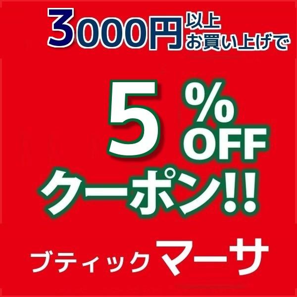 3000円以上お買い上げで5%OFFクーポン配布中!