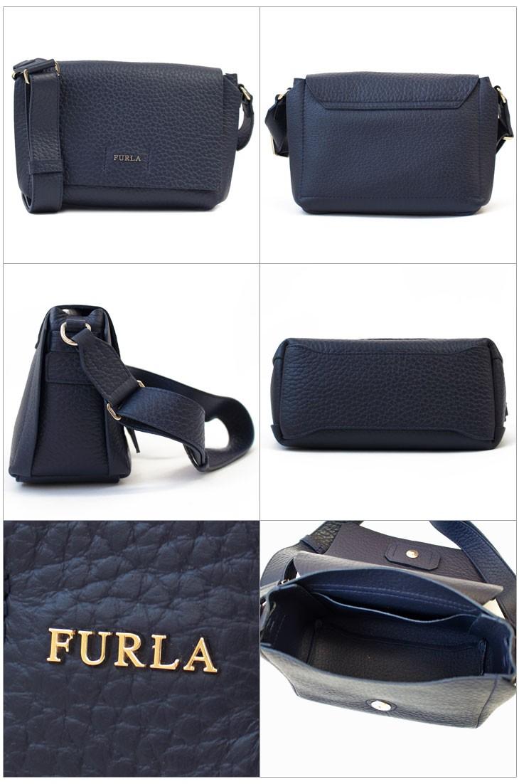 2c4ade8bc98f ... ファッションブランド・FURLA(フルラ)。 型押しされたソフトレザーが上品なショルダーバッグ【CAPRICCIO MINI CROSSBODY (カプリッチョ ミニ クロスボディ)】です。