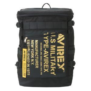 AVIREX アビレックス avirex リュック デイパック リュックサック バックパック メンズ 男子 通勤 通学 スクエア型 大容量 軽量 防災 AVX593|brandcouture|24