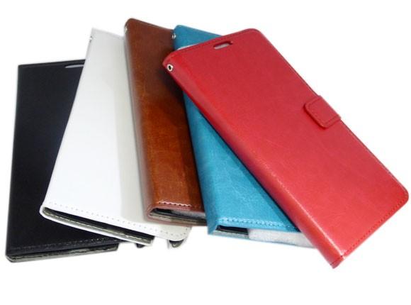 Galaxy Note Edge ギャラクシー SAMSUNG サムスン docomo ドコモ AU エーユー 手帳型 フリップ 横開き シンプル 無地 フェイクレザー 合成皮革 ケース カバー ライトブルー