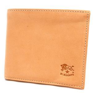 イルビゾンテ IL BISONTE 財布 メンズ 二つ折り財布 本革 カーフレザー 各色 C0487M [在庫品]|brandol|16