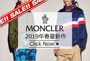 MONCLER モンクレール 2019年春夏新作
