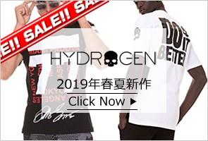 HYDROGEN ハイドロゲン 2019年春夏新作