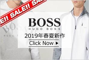 HUGO BOSS ヒューゴボス 2019年春夏新作