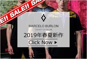 MARCELO BURLON マルセロバーロン 2018年秋冬セール