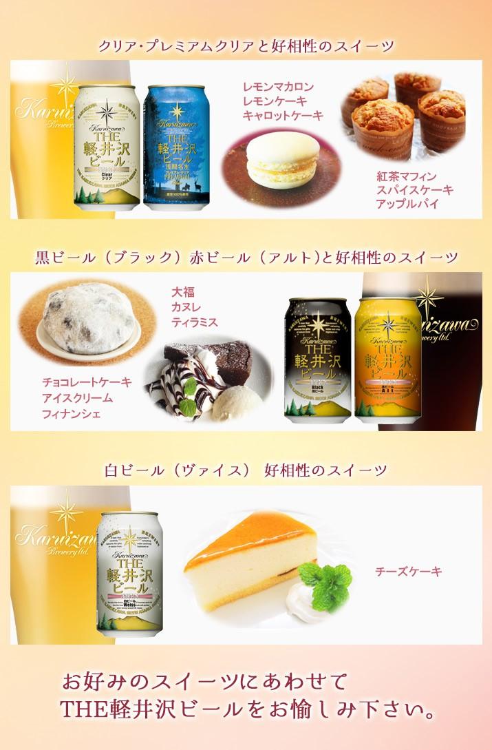 ビールとスイーツ2