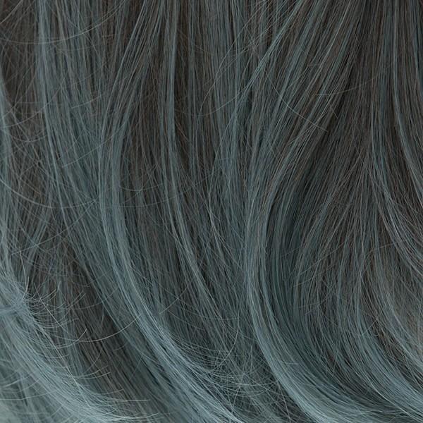 ウィッグ フルウィッグ ロング 自然 セミロング ウイッグ グラデーション ハイライト メッシュ カール ピンク かつら レディース 金髪 ハロウィン 黒髪|brightlele|27