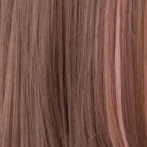 ウィッグ フルウィッグ ロング 自然 セミロング ウイッグ グラデーション ハイライト メッシュ カール ピンク かつら レディース 金髪 ハロウィン 黒髪|brightlele|34