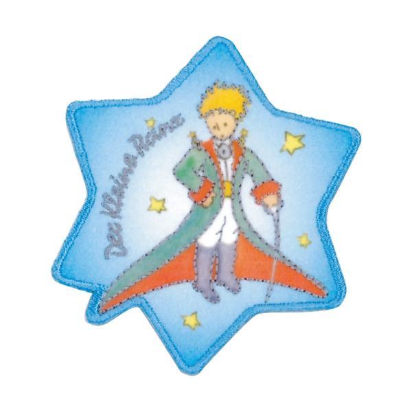 ワッペン 星の王子さま アイロン シール かわいい 刺繍 キャラクター マーク プレゼント 服 broderie01 11