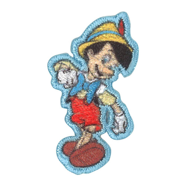 ワッペン ミニワッペン スティッチ バンビ ディズニー アイロン シール かわいい 刺繍 キャラクター グッズ プレゼント 服|broderie01|21