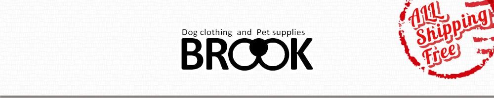 ワンちゃんの着心地を大切にしたハンドメイド犬服の店 ブルック