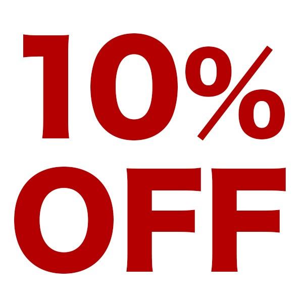 豊天商店で使用可能10%OFFクーポン