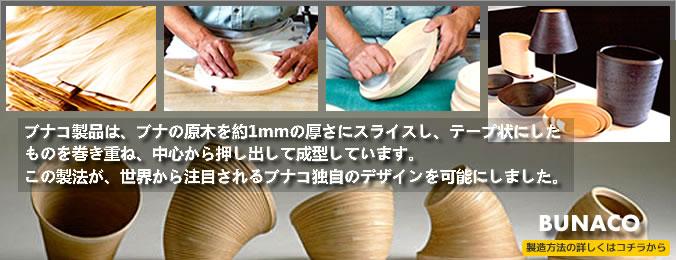 ブナコの製造方法