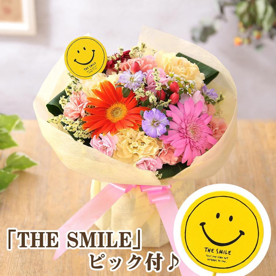 【誕生日プレゼント ギフト 女性 花 バラ ユリ】おまかせアレンジメント Sサイズ bunbunbee 28