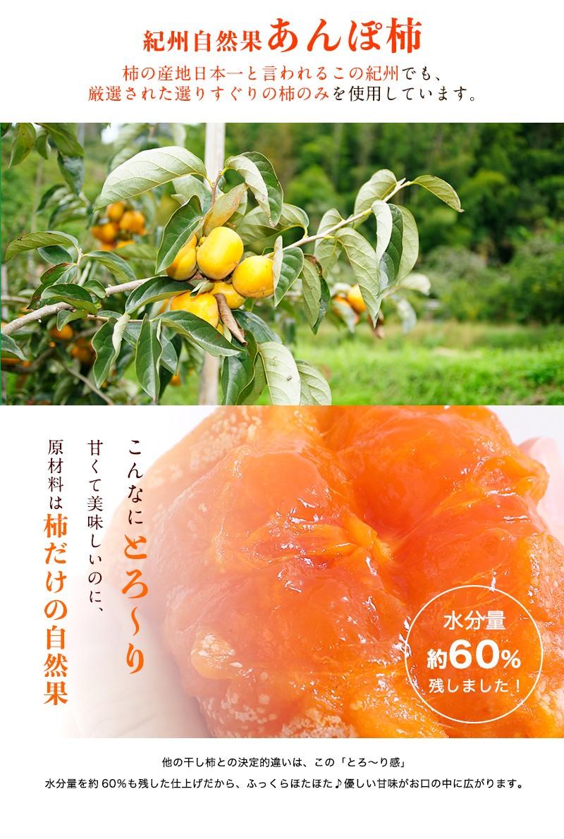 柿の生産日本一の和歌山