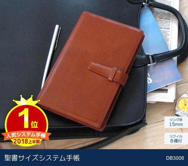 聖書サイズシステム手帳DB3006