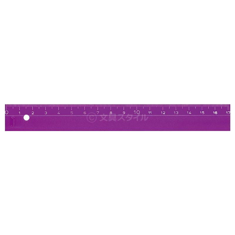 KUM クム ルーラー 17cm定規 かわいい(メール便対象) bungu-style 08
