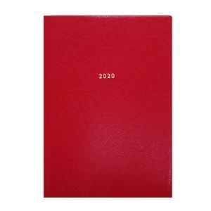 手帳 1月始まり 2020 レーザー名入れ無料 モーメントプランナー A5 ホリゾンタル|bunguya|19