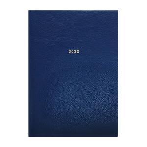 手帳 1月始まり 2020 レーザー名入れ無料 モーメントプランナー A5 ホリゾンタル|bunguya|20