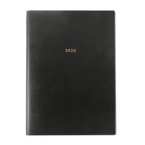 手帳 1月始まり 2020 レーザー名入れ無料 モーメントプランナー A5 ホリゾンタル|bunguya|21
