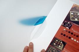 2:ファイルの内側に書類をセット!