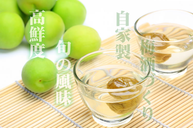 高鮮度の旬の風味。自家製梅酒造り冷凍青梅・紀州和歌山産