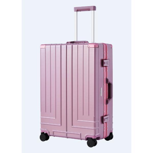 キャリーケース  Lサイズ スーツケース  キャリーバッグ フレーム TSAロック 一年間保証 軽量 7日〜14日 大型 RM18076|busyman-jp|21