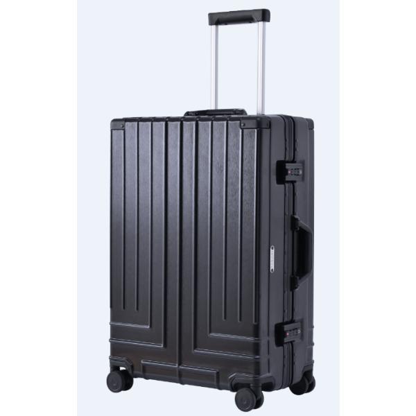 キャリーケース  Lサイズ スーツケース  キャリーバッグ フレーム TSAロック 一年間保証 軽量 7日〜14日 大型 RM18076|busyman-jp|20