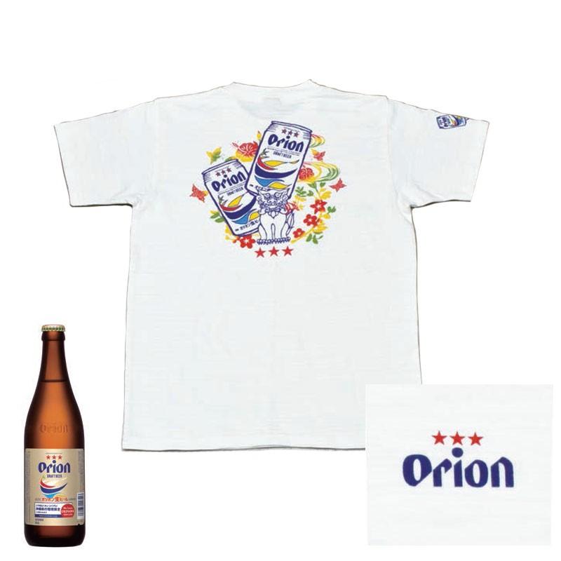 オリオンビール シーサー 酒造メーカーコラボシャツ Tシャツ