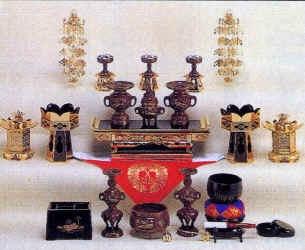 浄土真宗本願寺派の仏具