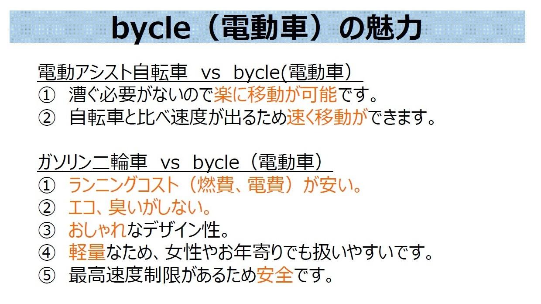 電動バイク宣伝2