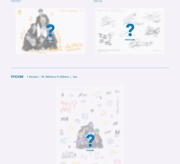 MAP OF THE SOUL : 7 /BTS(防弾少年団)