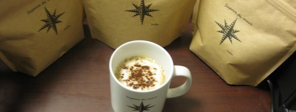 Caffe sapore di mare