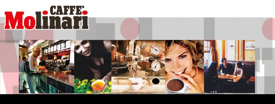 Caffe Molinari Japan