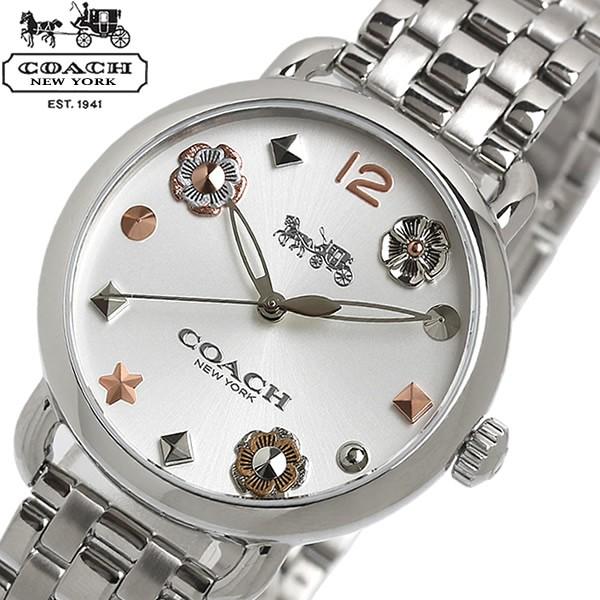 ac02dbb0b1 【COACH】 コーチ DELANCEYデランシー 腕時計 レディース クオーツ 日常生活防水 14502810