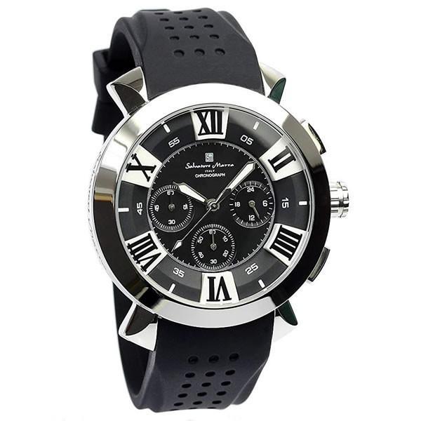 エントリーでP5倍 サルバトーレマーラ 腕時計 メンズ クロノグラフ 立体 限定モデル ラバー ブランド 流行 人気  10気圧防水 ギフト|cameron|20