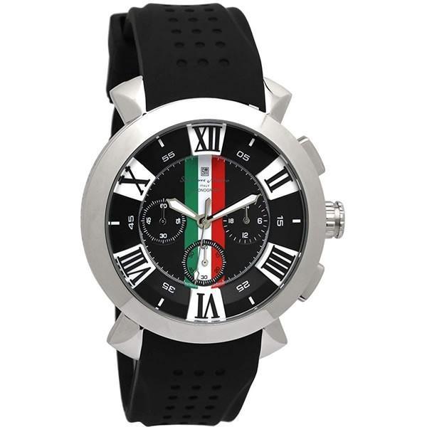 エントリーでP5倍 サルバトーレマーラ 腕時計 メンズ クロノグラフ 立体 限定モデル ラバー ブランド 流行 人気  10気圧防水 ギフト|cameron|24