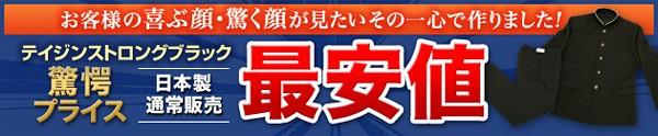 テイジンストロングブラック 日本製通常販売最安値