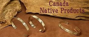 カナダ先住民族製品