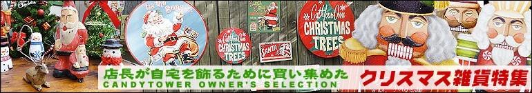店長が自宅を飾るために買い集めたクリスマス雑貨特集