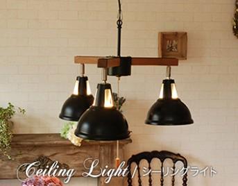 Ceiling Light|シーリングライト